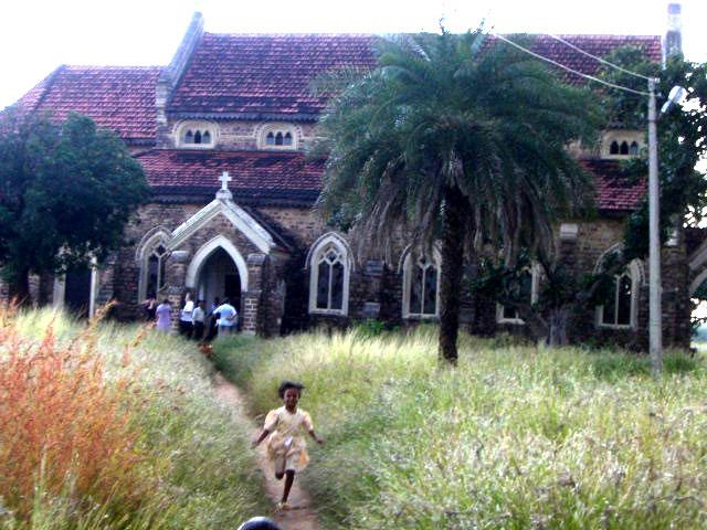 India-Church