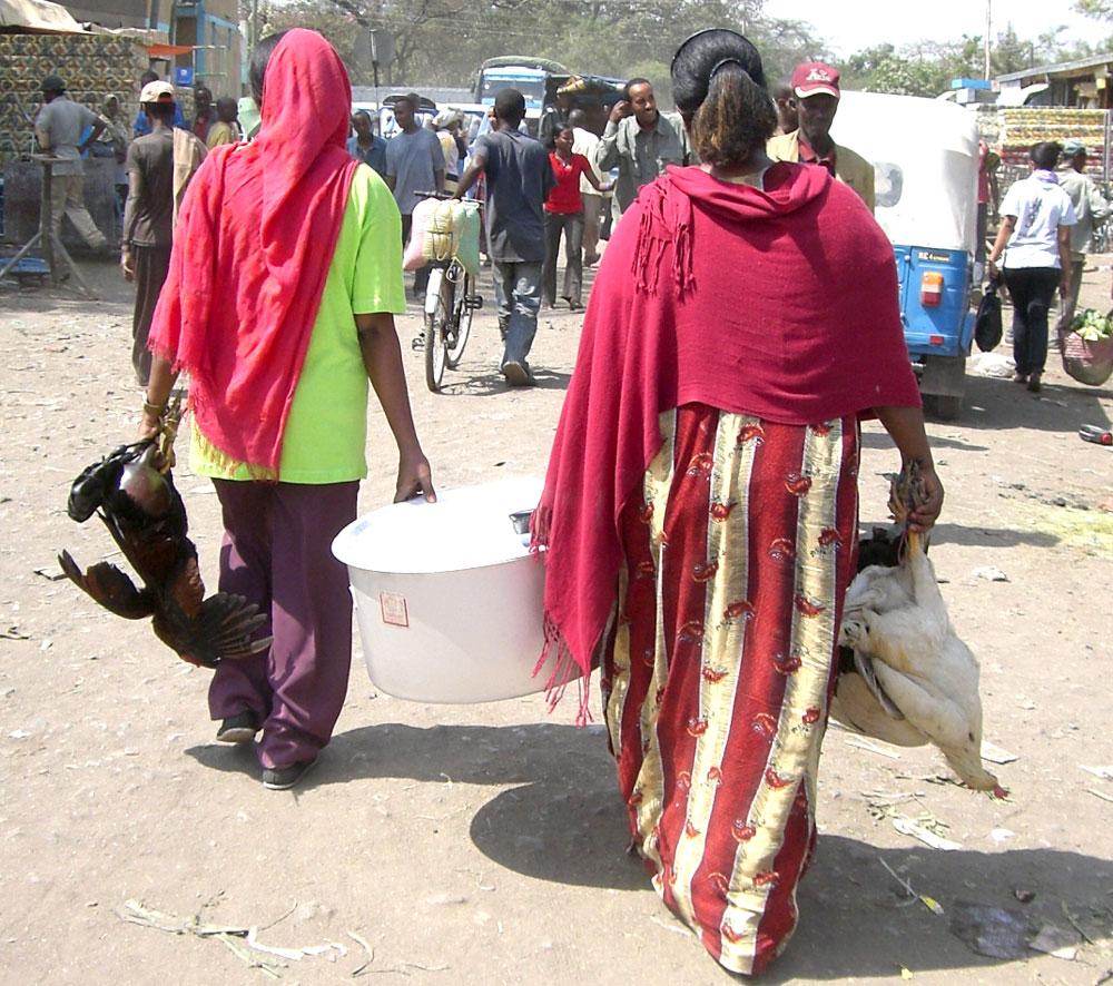 African-women