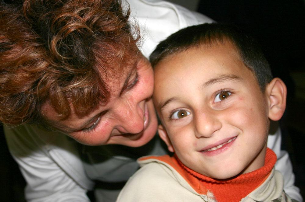 Albania-mum-and-son