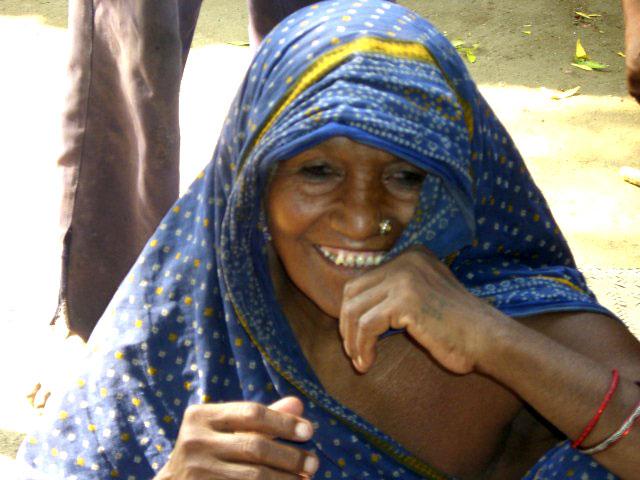 Indian-Grandma