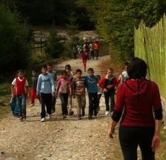 Camp_arrival_Romania