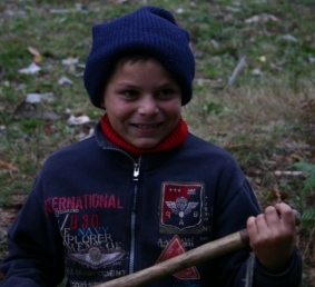 working_boy_Romania