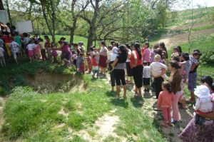 Queue for Kids Club Romania