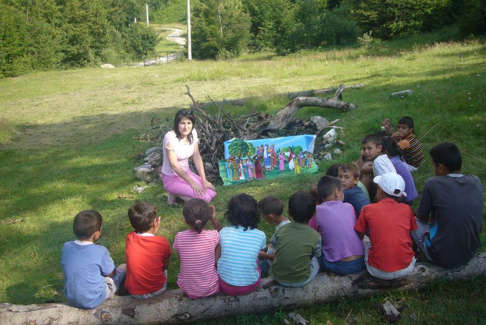 Little Kids daycamp 2013