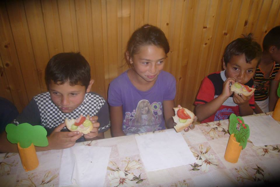 food glorious food camp 2013