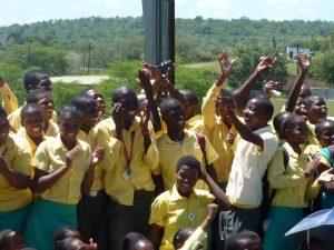 SA laughter teens